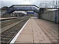 SP8607 : Wendover railway station by Nigel Thompson