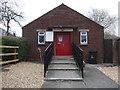 SU1587 : Pinehurst Common Room, The Circle, Pinehurst by Vieve Forward