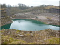 SK2365 : Shiningbank Quarry, 2012 by Peter Barr