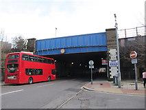 TQ2775 : Railway Bridge, Clapham Junction by Richard Rogerson