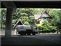 SP0891 : Street-sweeping vehicle, Moor Lane, Witton B6 by Robin Stott