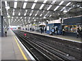 TQ2483 : Queen's Park railway and Underground station, Greater London by Nigel Thompson