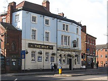 SK3436 : Derby - The Mile on Friar Gate by Dave Bevis