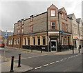 ST1168 : Barclays Bank, Barry by Jaggery