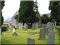 NY2225 : St Mary the Virgin church and graveyard, Thornthwaite by David Purchase