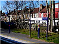 TQ2870 : Tooting Station by Nigel Mykura