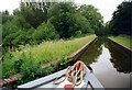 SJ9721 : River Sow Aqueduct Staffordshire and Worcester Canal by Jo Turner