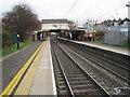 SP1487 : Lea Hall railway station by Nigel Thompson