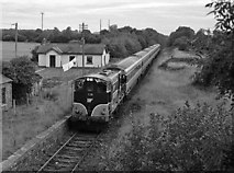 O0470 : Special passenger train passing Duleek by The Carlisle Kid