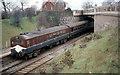 J4288 : Bridge, Downshire station, Carrickfergus by Albert Bridge