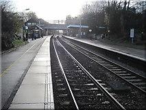 SO9494 : Coseley railway station by Nigel Thompson
