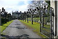 SP4711 : Yarnton Manor by Graham Horn