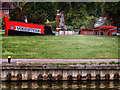 SO9063 : The Volunteer Droitwich canal by Gillie Rhodes