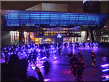 SJ8097 : Lowry Centre, The Speed of Light by David Dixon