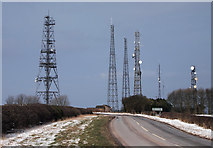 SE9532 : Transmissions in the Snow by Andy Beecroft