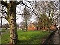 TQ2078 : St Alban's Church, Acton Green by Derek Harper