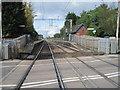 SJ8838 : Barlaston & Tittensor railway station (site), Staffordshire by Nigel Thompson