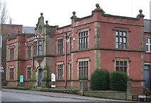 SK4641 : Ilkeston - former police station by Dave Bevis