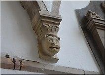 TQ9220 : Grotesque, St Mary's church, Rye by Julian P Guffogg
