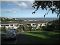 SX9273 : Houses, Bishop Wilfrid Road, Teignmouth by Robin Stott