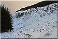 NN9701 : Path to Glen Quey by William Starkey
