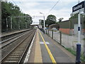 SJ7869 : Goostrey railway station by Nigel Thompson