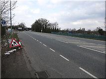 TL4259 : Madingley Road by Hugh Venables