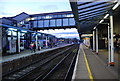SU9949 : Guildford Station - Platform 2 and 3 by N Chadwick
