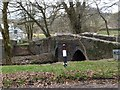 SX2067 : Treverbyn Bridge by David Smith