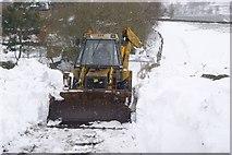 SE1240 : Clearing Tewitt Lane by Richard Kay