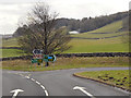 SD4994 : A591/A5284 Junction by David Dixon