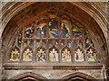 SJ8398 : Manchester Cathedral (interior) by David Dixon
