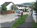 SX9274 : Down Moor View Drive (3), Teignmouth by Robin Stott
