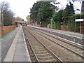 SP1080 : Yardley Wood railway station by Nigel Thompson