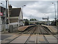 SP9637 : Ridgmont railway station by Nigel Thompson