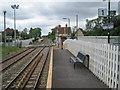 SP9336 : Aspley Guise railway station by Nigel Thompson