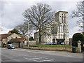SE7972 : St Mary's Priory Church, Old Malton by Pauline E
