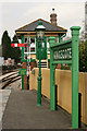TQ3635 : Kingscote Station, Sussex by Peter Trimming