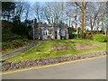 SH4762 : Grade II listed Aber Ferry House, Caernarfon by Jaggery