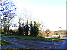 TM3864 : Beaumont Cottages, Carlton by Adrian Cable