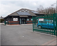 SS8983 : The Assessment and Training Company, Aberkenfig by Jaggery