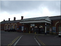 TA2609 : Grimsby Town Railway Station by JThomas