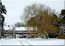 SO9095 : Housing in Hinstock Close, Penn, Wolverhampton by Roger  Kidd