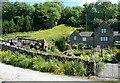 SK3355 : House at Wakebridge by Graham Horn