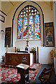 TQ8209 : Lady Chapel, St Clement's church, Hastings by Julian P Guffogg