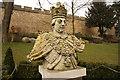 SK9771 : King George III by Richard Croft
