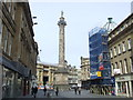 NZ2464 : Grey's Monument, Newcastle-upon-Tyne by Malc McDonald