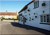 ST3825 : King William IV pub, Curry Rivel by David Gearing