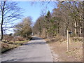 TM4769 : Minsmere Road & footpath & bridleway by Adrian Cable