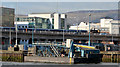 J3474 : Disused ferry linkspan, Belfast (2013-2) by Albert Bridge